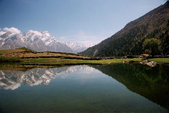 Himalayas - Sangla valley