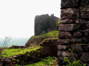 Koraigarh fort near Lonavala