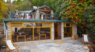 Binsar Forest Retreat